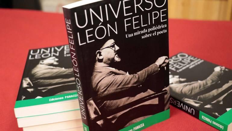Presentación de 'Universo León Felipe' en Almonacid de Zorita