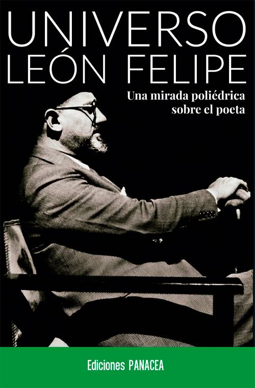 Portada del libro Universo León Felipe