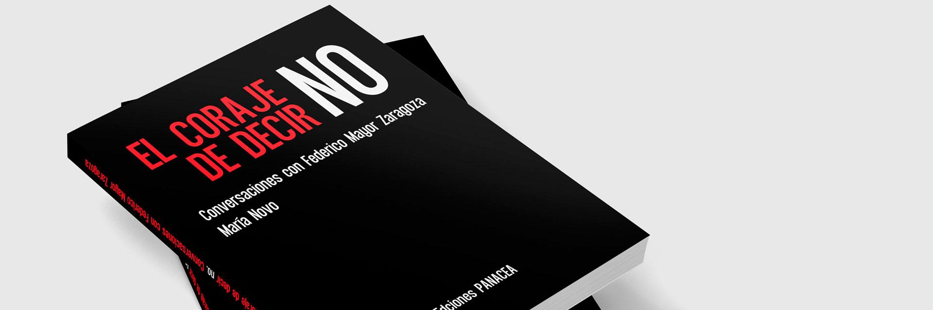 Firma de 'El coraje de decir no' en la Feria del Libro de Madrid